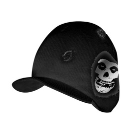 Misfits Official Beanie Hat Skull Ski Hat Billed
