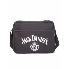 Jack Daniels Messenger Shoulder Bag Official Bag Authentic Old No7