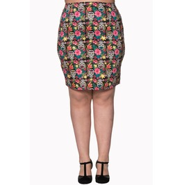 Banned Apparel Brooke Pencil Skirt
