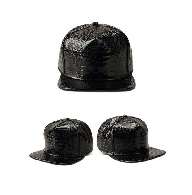 rebelsmarket_hen_party_snake_striped_baseball_cap_casual_hip_hop_street_leather_hat_hats_and_caps_5.jpg