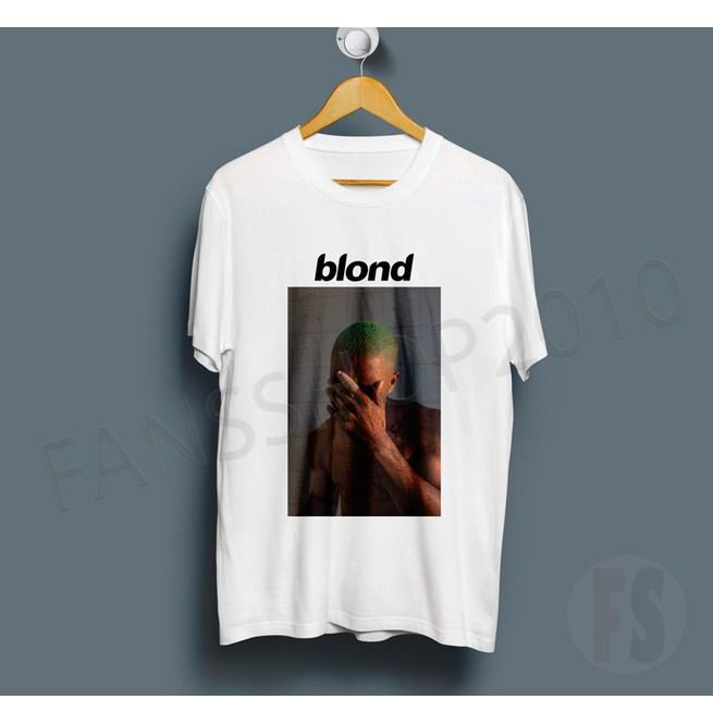 d36d6cdc Frank Ocean Blonde Unisex T Shirt | RebelsMarket