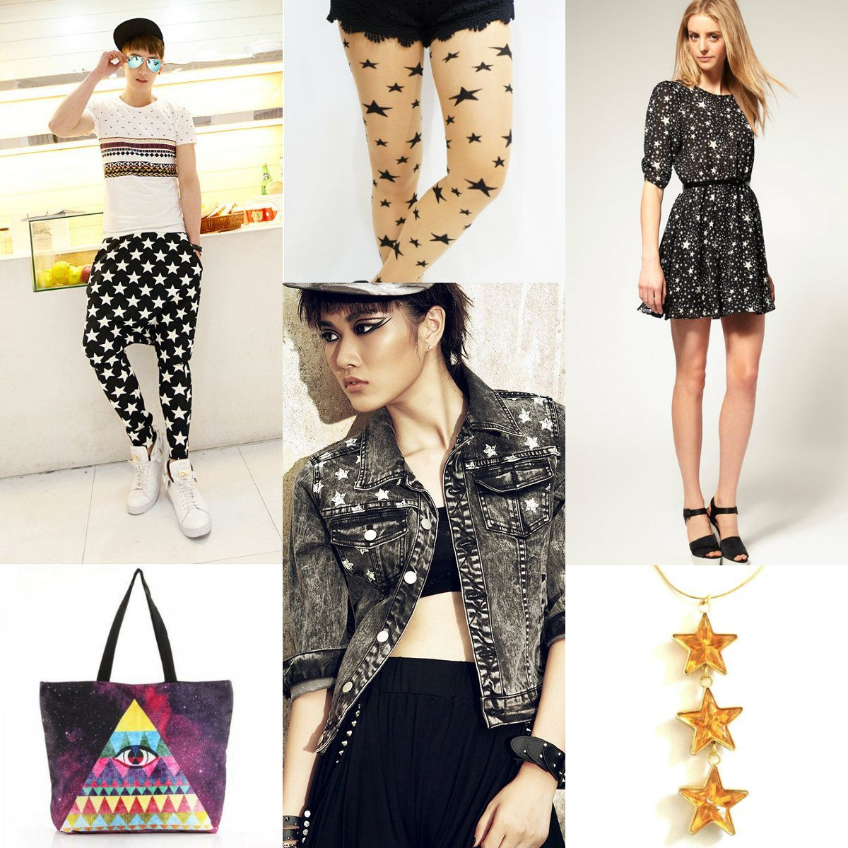 Written In the Stars : Top 3 Starry Fashion Looks