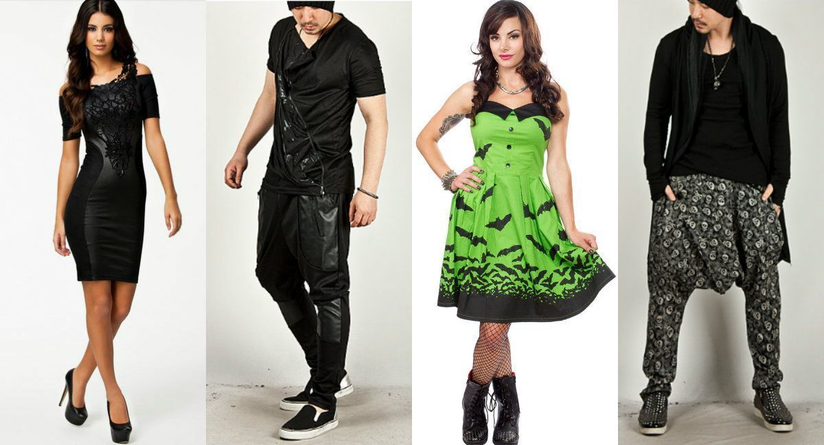 The top 7 goth fashion must haves