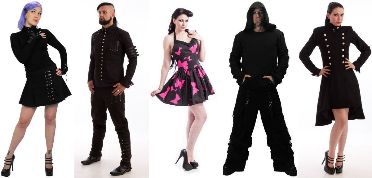 Featured store kates clothing gothic fashion