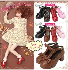Lolita Shoes Zapatos Wh170