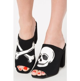 Iron Fist Shoes Dead Tired Slide Heel
