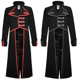 Rebelsmarket punk rock fashion coat men gothic personality retro party coat jacket coats 14