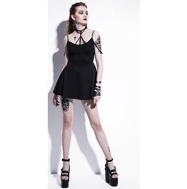 Gothic Little Black Dress