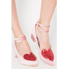 Iron Fist Shoes Turkish Delight Court Shoe