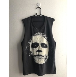 Joker Fashion Unisex Rock Sleeveless Vest Tank Top