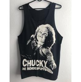 Chucky Doll Fashion Pop Rock Unisex Vest Tank Top