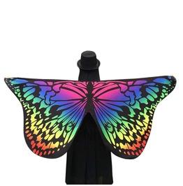 Butterfly Festival Shawl