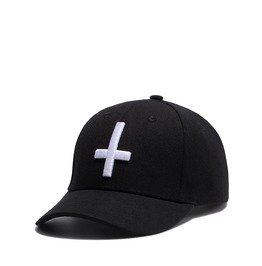 Unisex Adjustable Cross Summer Beach Baseball Cap