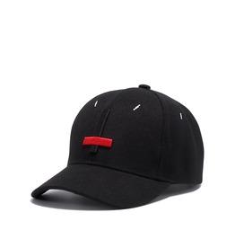 Men's Red Stripe Outdoors Snapback Cap Baseball Caps