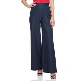 Voodoo Vixen Samantha 40's Style Denim Trousers
