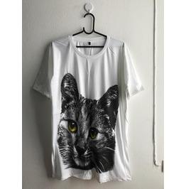 Cat Animal Fashion Unisex T Shirt L