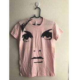 Face Fashion Indie Pop Rock T Shirt Unisex M