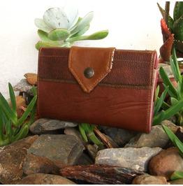 Handmade Wallet, Personalized Wallet, Vegan Friendly, Leather Wallet Women