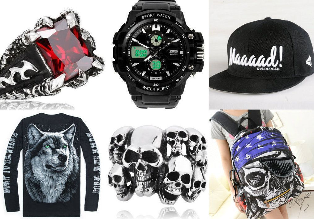 Featured Store Lovesweetbox: Vintage Punk Clothing and Accessories Store