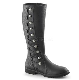 Steampunk Victorian Boots ( Gotham 109 )