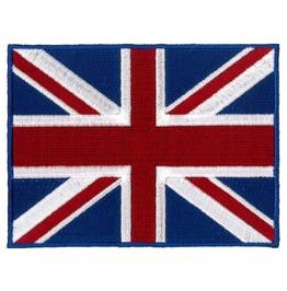 Union Jack Patch 12cm X 9cm