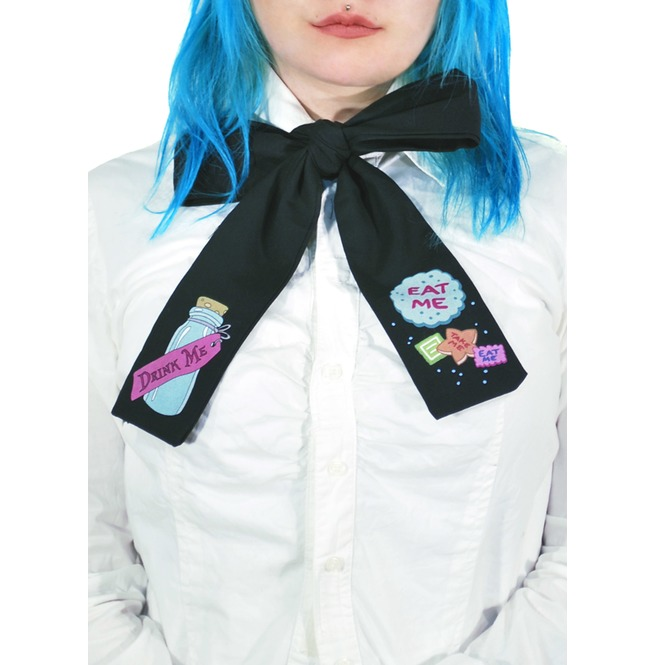 rebelsmarket_alice_in_wonderland_bottle_and_cookies_bow_tie_ties_and_neckwear_2.jpg
