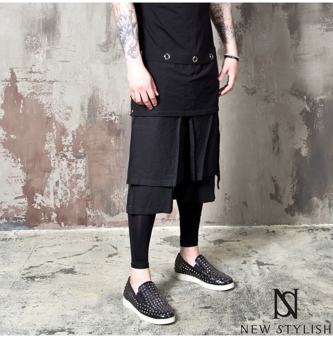 rebelsmarket_wrap_double_layered_black_drawcord_shorts_72_joggers_5.jpg
