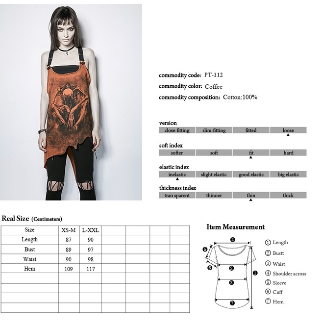 rebelsmarket_punk_rave_womens_demon_bone_printed_halterneck_irregular_tank_tops_pt112_tanks_tops_and_camis_2.jpg