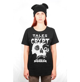 Tales From The Crypt Black T Shirt