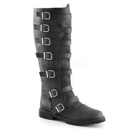 Steampunk Knight Boots ( Gotham 110 )