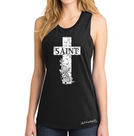 "Ladies ""Heaven Sent, Hell Bound"" Festival Tank"