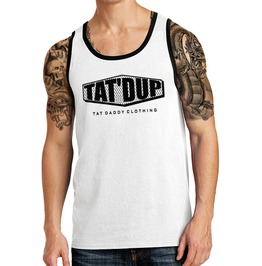 "Men's ""Tat'd Up"" Tank"