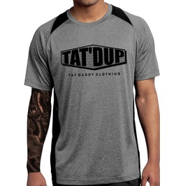 "Tat Daddy Contender Sports ""Tat'd Up"" Tee"
