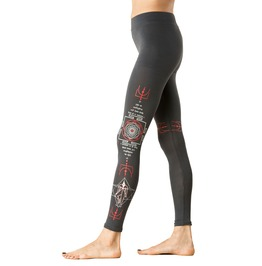 Yantra Kali Leggings Occult Clothing