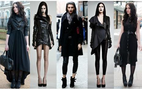 208376758a6 Best 6 Street Goth Fashion Style Ideas