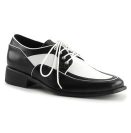 Rockabilly Mens Mafia Costume Shoes