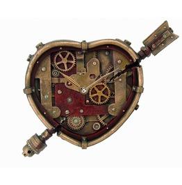 Steampunk Clockwork Heart V8881
