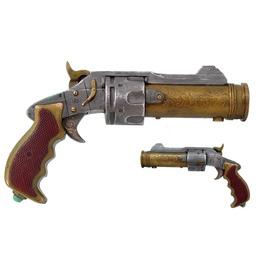Steampunk Pistol V8883