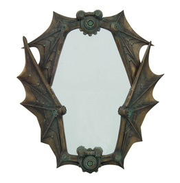 Steampunk Wings Mirror V9157