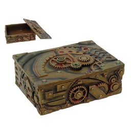 Steampunk Box V8654