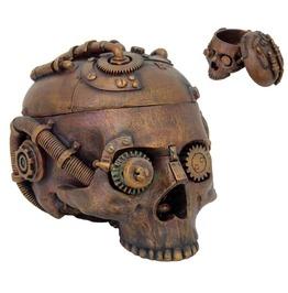 Steampunk Skull V8649
