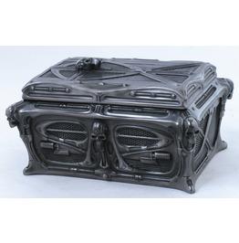 Cyborg Skull Box V8062
