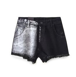 Womens Cute Denim Shorts