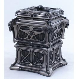 V8071 Cyborg Skull Box