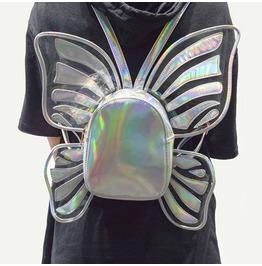 Butterfly Backpack / Mochila Mariposa Wh274
