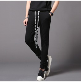 Mens Sport Pants Long Trousers Tracksuit Fitness Sweatpants
