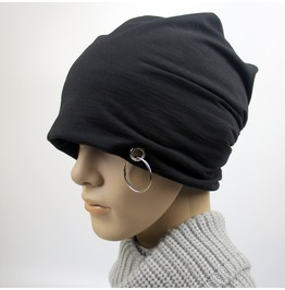 Soft Jersey Sleep And Chemo Cap,Comfortable Fit Hat Liner
