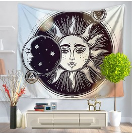 Unique Print Wall Tapestries D17