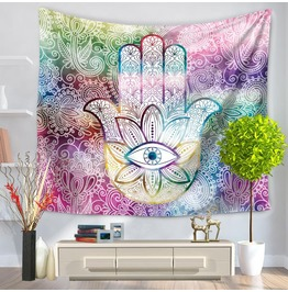 Unique Print Wall Tapestries D21