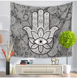 Unique Print Wall Tapestries D22